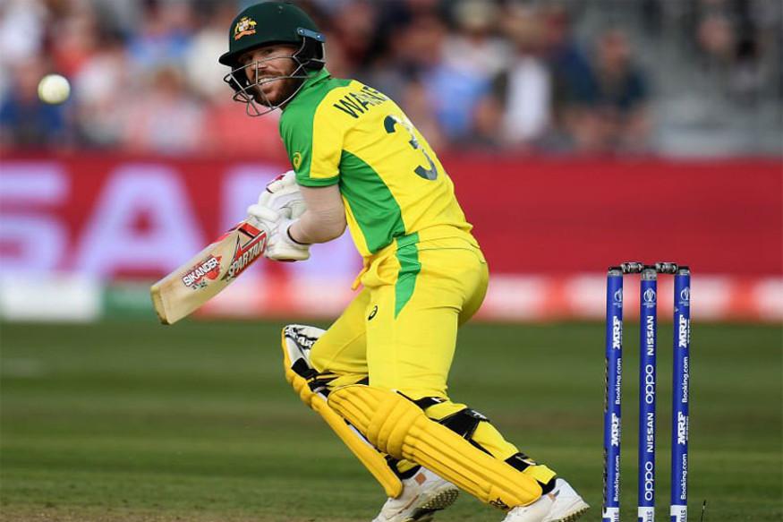 आईसीसी क्रिकेट वर्ल्ड कप 2019 के बीच ऑस्ट्रेलिया के धमाकेदार खिलाड़ी डेविड वॉर्नर के लिए अच्छी खबर आई है. आस्ट्रेलिया के सलामी बल्लेबाज डेविड वॉर्नर तीसरी बार पिता बने हैं. इस ख़ुशी को खुद उन्होंने सोशल मीडिया पर सबके साथ शेयर किया है.