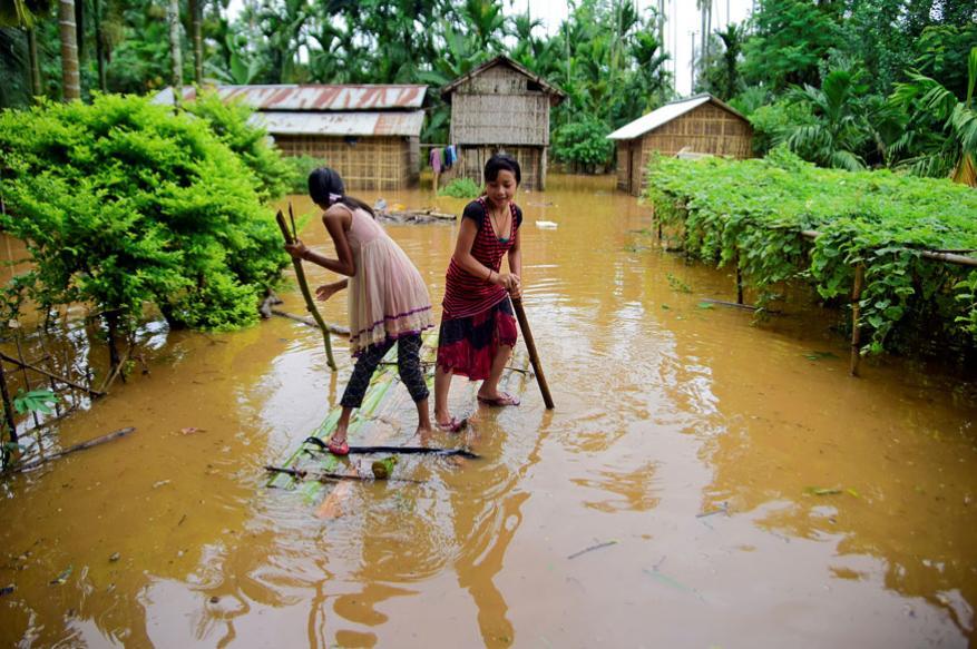 Assam, Bihar, Bihar flood, flood, meteorological department, weather alert, Assam