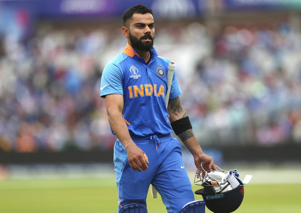 दरअसल कप्तान विराट कोहली ने आईसीसी को भविष्य में नॉकआउट चरण में आईपीएल शैली का प्लेऑफ लाने का सुझाव दिया है.