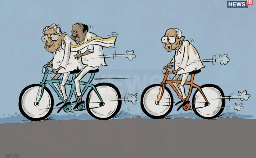 कर्नाटक का मौजूदा सियासी संकट लोकतंत्र से क्या सवाल कर रहा है?