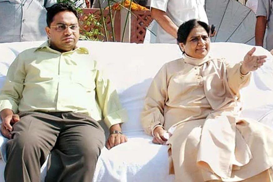 Noida, Income tax, anand kumar, mayawati brother