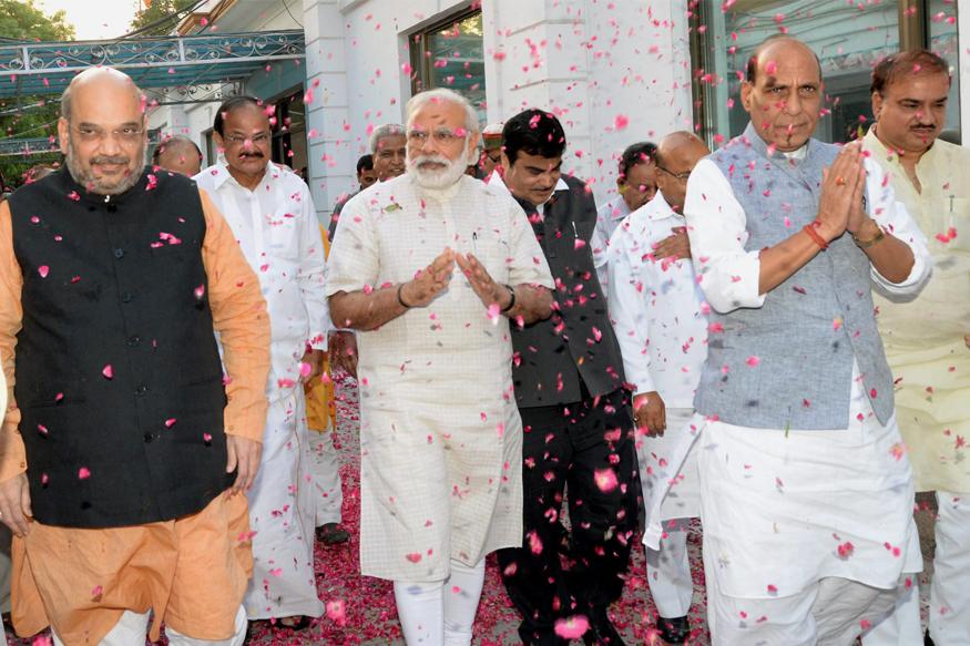 Narendra Modi, Shyama Prasad Mukherjee, BJP, Jawaharlal Nehru, Mahatma Gandhi, Planning, Modi cabinet
