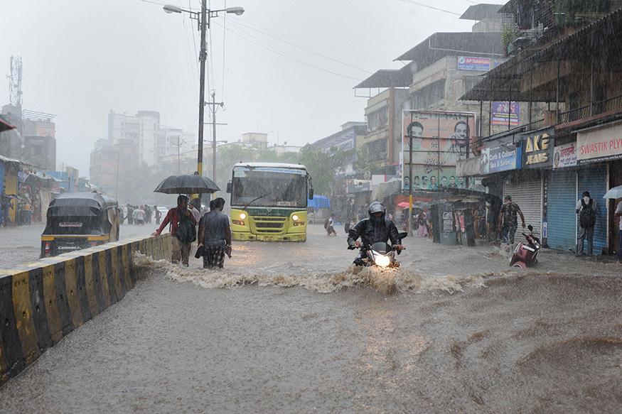 Mumbai, Mumbai Rain,Rain, Weather Alert