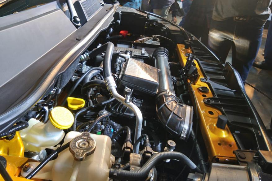 Triber 1.0-litre petrol engine