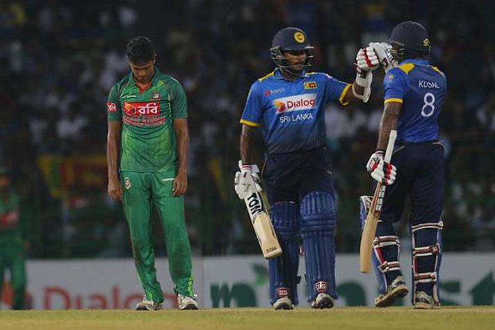 बांग्लादेश को श्रीलंका के खिलाफ तीन मैचों की वनडे सीरीज खेलनी हैं. ये तीनों वनडे 26, 28 और 31 जुलाई को आर. प्रेमदासा स्टेडियम में खेले जाएंगे.