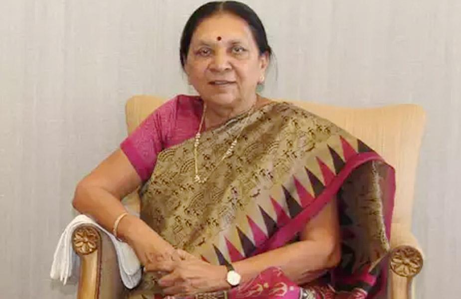 आनंदीबेन पटेल- Anandiben Patel