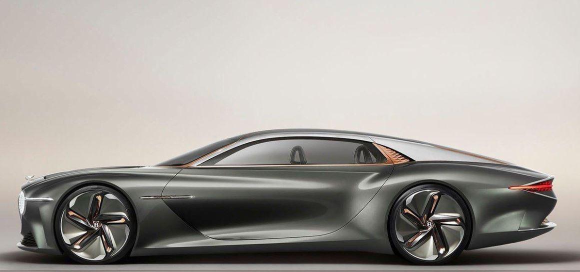 bentley's concept car
