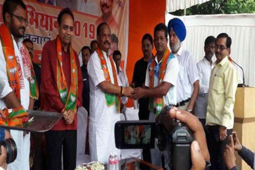 BJP membership campaign