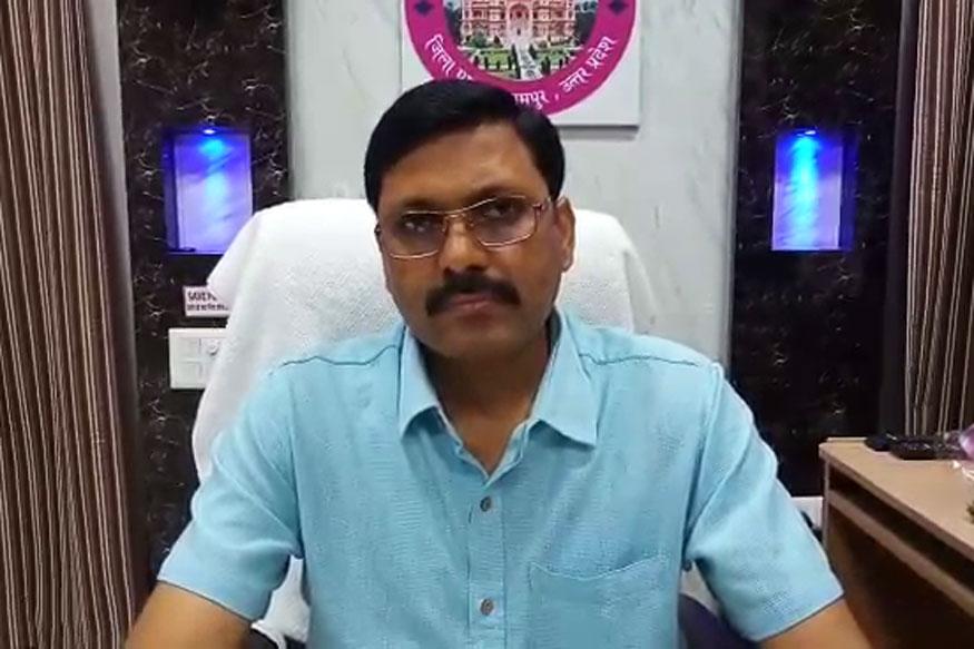 DM rampur Aanjneya Kumar Singh