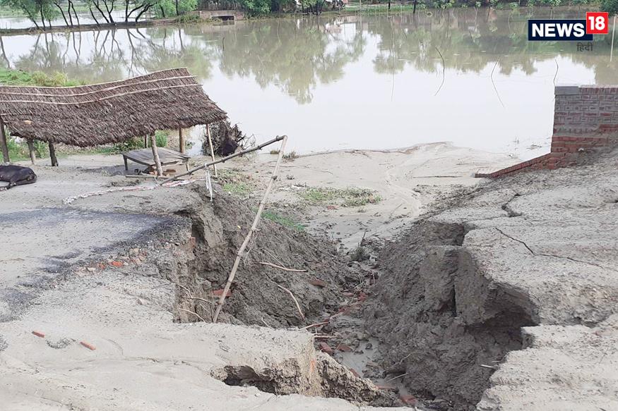flood alert for UP, flood news, बाढ़, Risk of flood, Yogi Adityanath, Gorakhpur, Damage dam, dam safety, irrigation department uttar pradesh, sant kabir nagar, flood in nepal, flood in bihar, यूपी में बाढ़ का अलर्ट, बाढ़ का खतरा, योगी आदित्यनाथ, गोरखपुर, डैमेज बांध, बांध सुरक्षा, उत्तर प्रदेश सिंचाई विभाग, संत कबीर नगर, नेपाल में बाढ़, बिहार में बाढ़, rapti river, राप्ती नदी, Ghaghara River, घाघरा नदी, saryu river, सरयू नदी