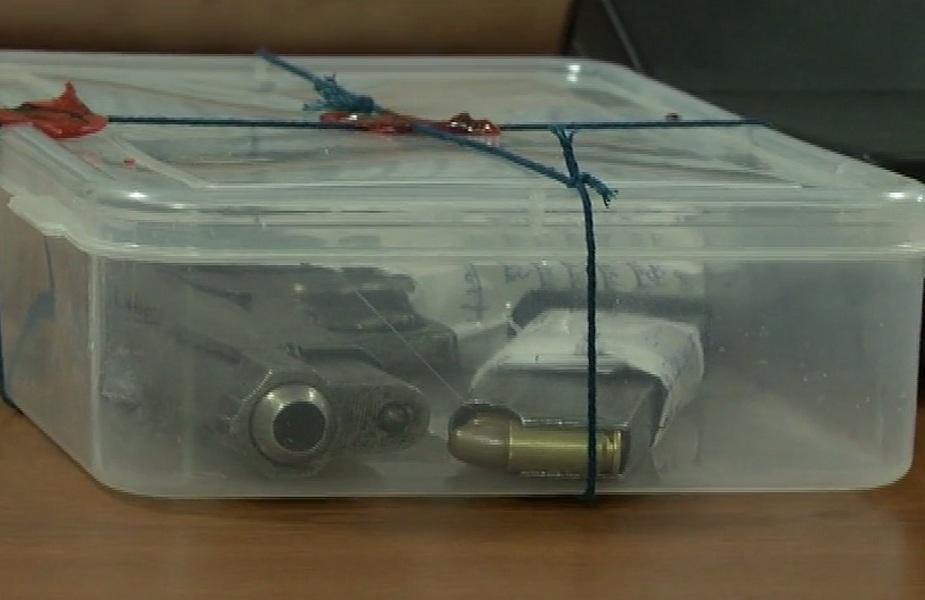 आरोपियों के पास से 9 एमएम की पिस्टल और 315 बोर का कट्टा बरामद