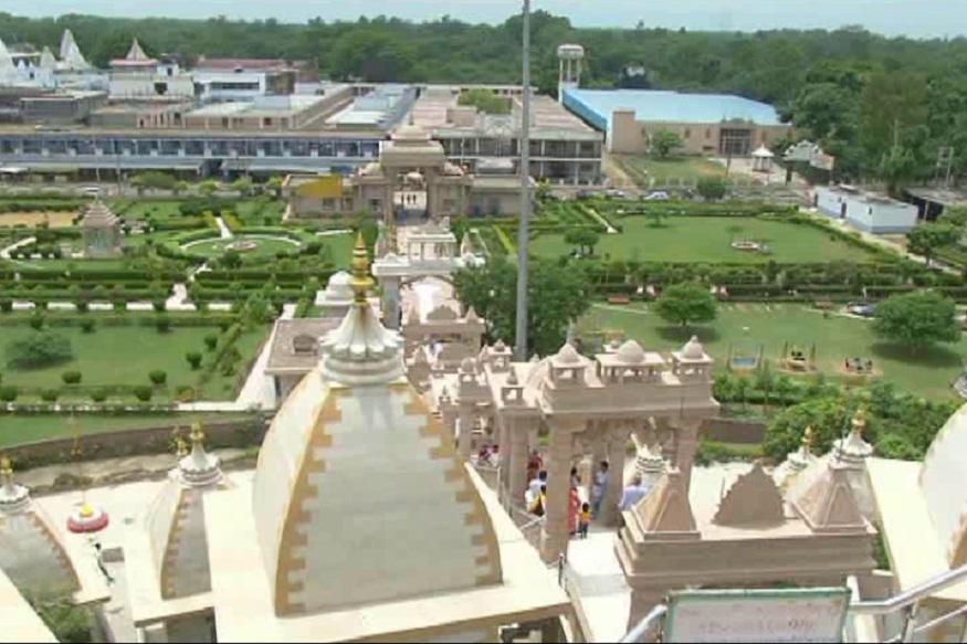 ईको टूरिज़म का हब बनेगा हस्तिनापुर, hastinapur will be developed as tourism hub