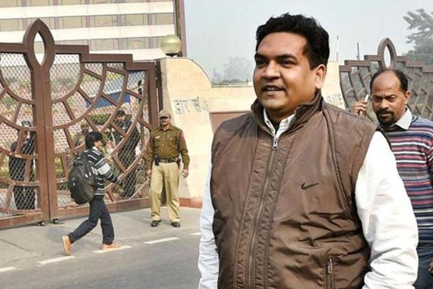 कपिल मिश्रा का आरोप - अधूरा नोटिस भेजा, Kapil Mishra's acquitions