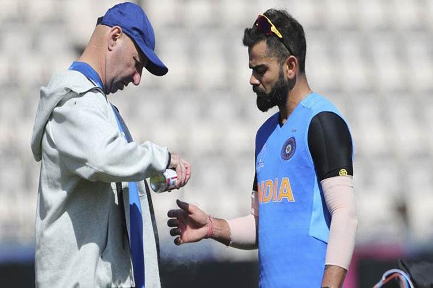 patrick farhart, india physio, indian cricket team physio, patrick farhart twitter, पैट्रिक फरहार्ट, इंडिया फिजियो, टीम इंडिया, विराट कोहली