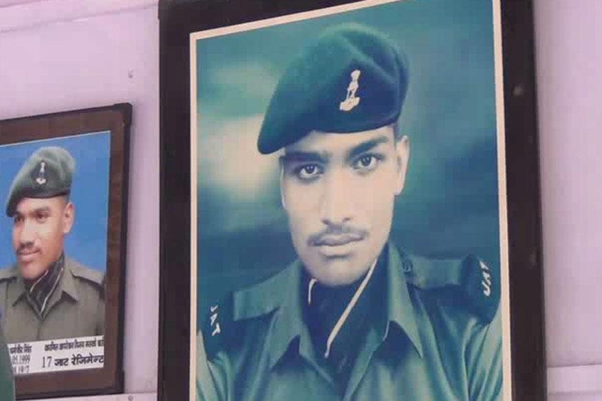 Kargil war, kargil day, hathras martyr chaudhary gajpal