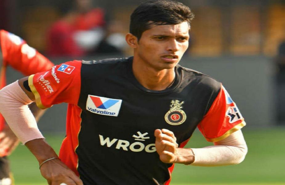 नवदीप सैनी ने शानदार गेंदबाजी से चयनकर्ताओं को किया प्रभावित