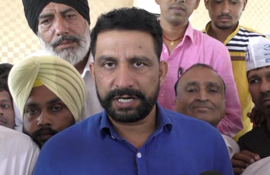 आप नेता नवीन जयहिंद ने बीजेपी सरकार पर लगाए आरोप कहा- मिलीभगत से पनप रहे हैं नशा तस्कर