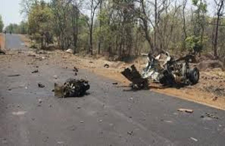 नक्सली प्रभावित क्षेत्र-Naxal affected area