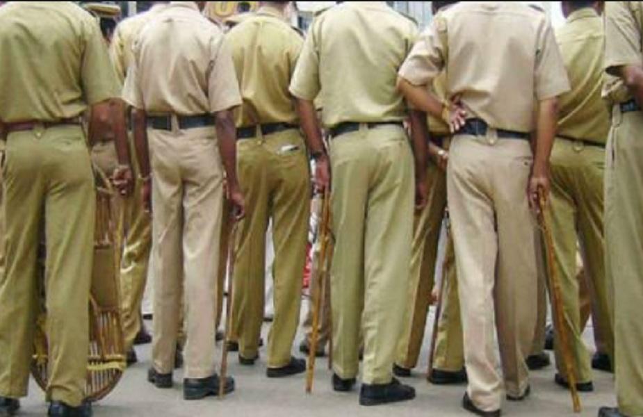 आंदोलन कर रहे 108 सेवा कर्मचारियों पर पुलिस ने फटकारी लाठियां, कई कर्मचारी घायल