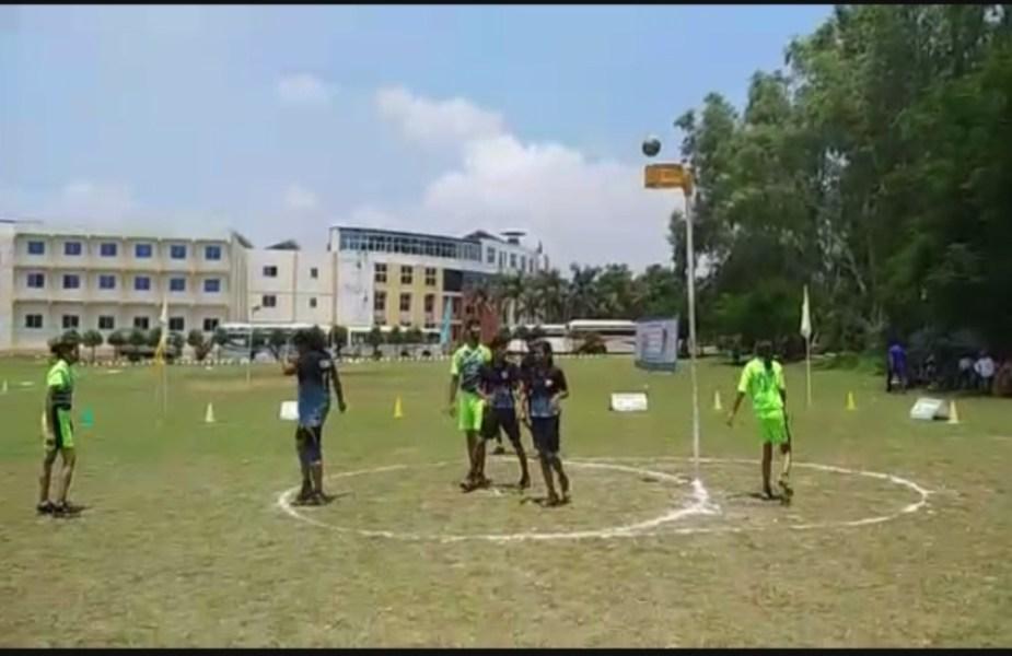 korfball-कोर्फबॉल