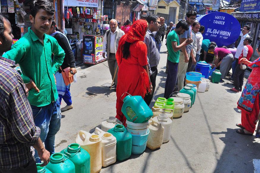 Chennai, Mission Paani, Water Crisis, Water department