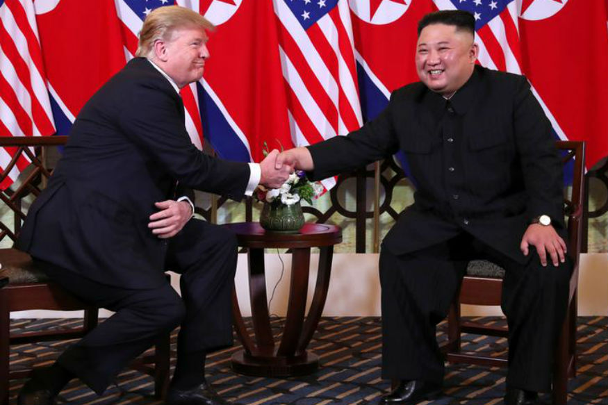 Why american president donald trump gives so much importance to north korea kim jong un