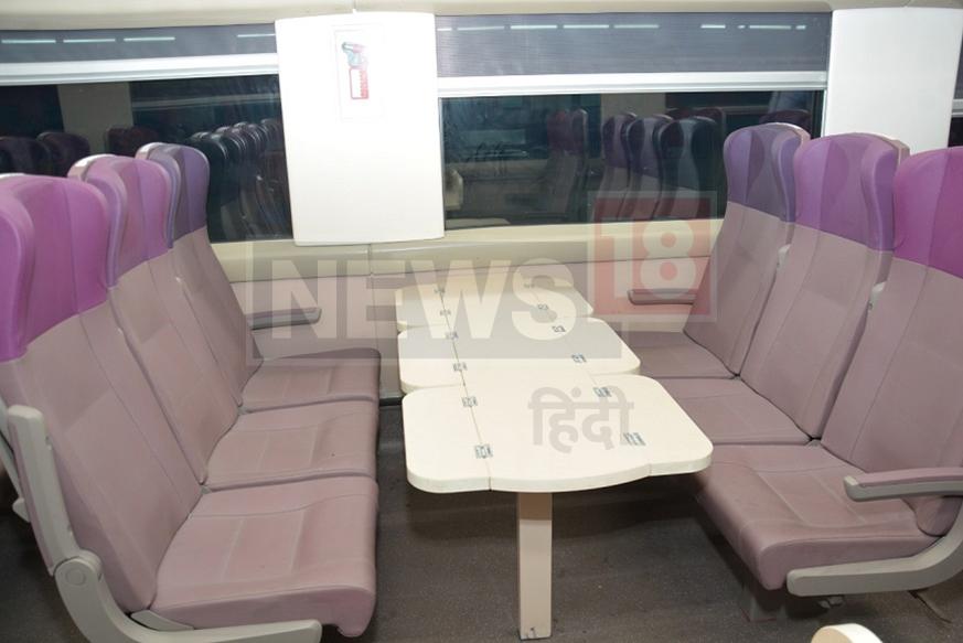 ट्रेन को कुछ इस तरह से डिजाइन किया गया है कि यात्री ड्राइवर के केबिन का नजारा भी देख सकते हैं.