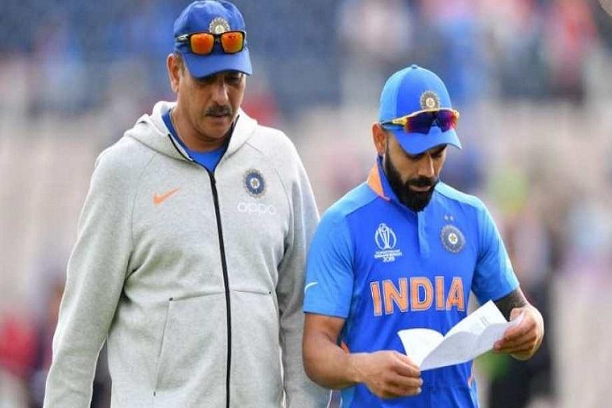 virat kohli wants ravi shastri coach, virat kohli supports ravi shastri, team india coach, indian cricket team coach, india vs west indies, भारत वस वेस्टइंडीज, विराट कोहली चाहते हैं रवि शास्त्री को कोच, टीम इंडिया के हेड कोच रवि शास्त्री, क्रिकेट न्यूज