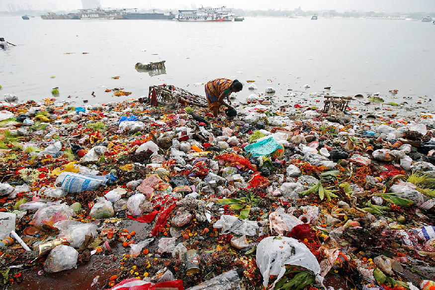 water crisis in india climate change depleting reservoirs and less water treatment and recycling is main problem in india