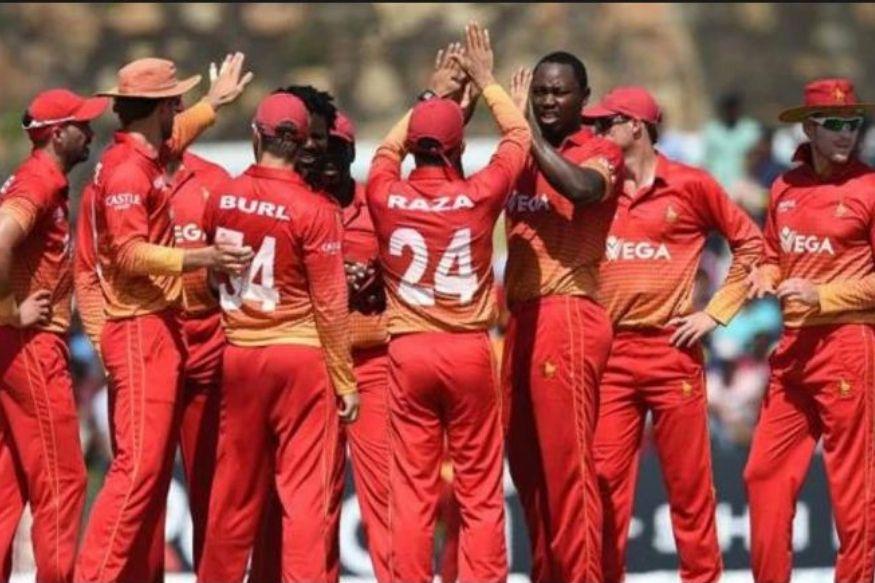 जिम्बाब्वे की टीम पर बैन लगा हुआ है. (ap)