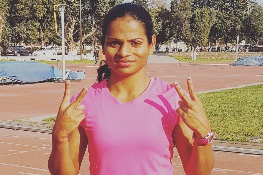 दुती ने पिछले हफ्ते वीजा के लिए आवेदन किया है और उन्होंने शुक्रवार को भारत से रवाना होने की योजना बनाई है.