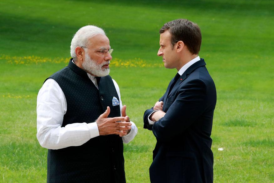 France, Emmanuel Macron, Narendra Modi, Jammu, Kashmir, Jammu Kashmir, Article 370, Pakistan, Imran Khan