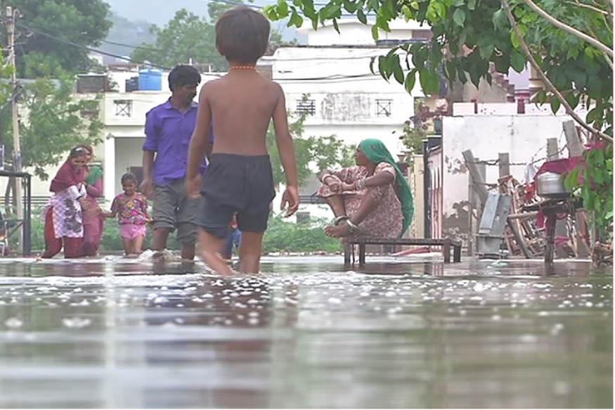 heavy rains in Ajmer - अजमेर में भारी बारिश