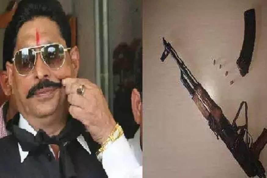 अनंत सिंह के घर मिली AK-47, RJD नेता बोले-'हथियार मिलने से आतंकवादी नहीं होता'