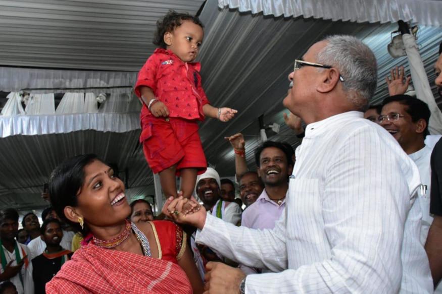 Chhattisgarh CM Bhupesh Baghel,