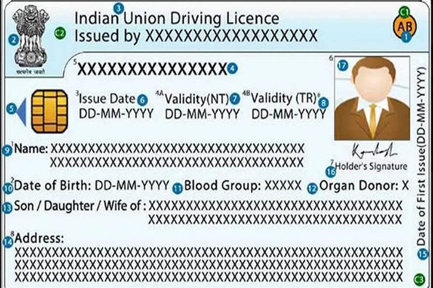 बदलेगा आपका ड्राइविंग लाइसेंस