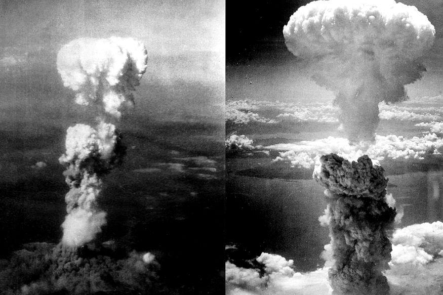 हिरोशिमा परमाणु हमला