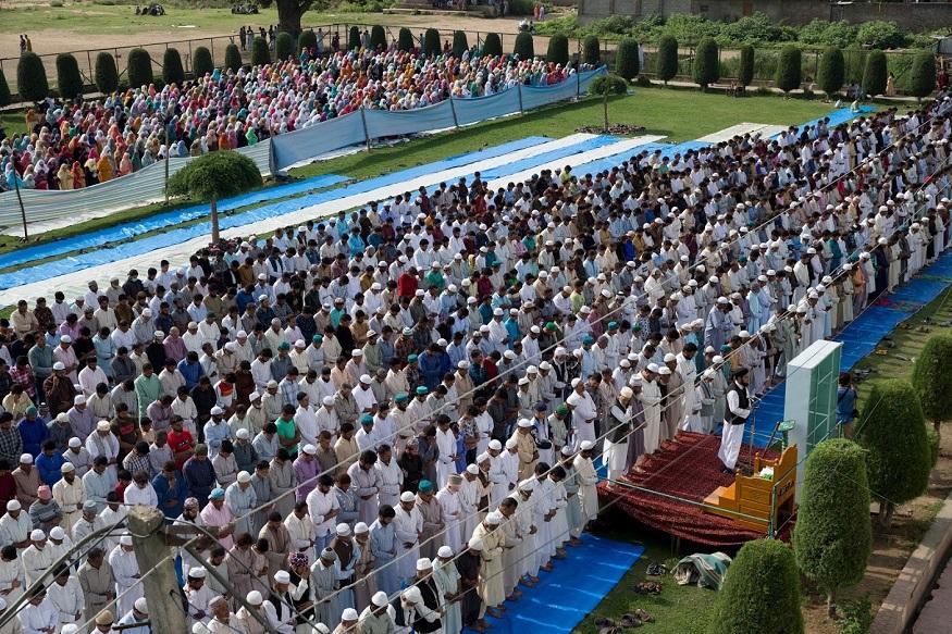 Kashmir, Eid