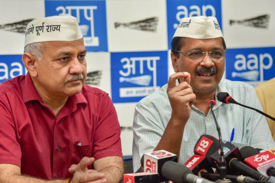 केजरीवाल ने कहा है कि अबसे दिल्ली वासियों के पानी बिल से एरियर भी हटा दिया जाएगा.