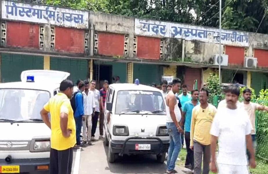 पुलिस ने युवक के शव को पोर्टमार्टम के लिए भेजा