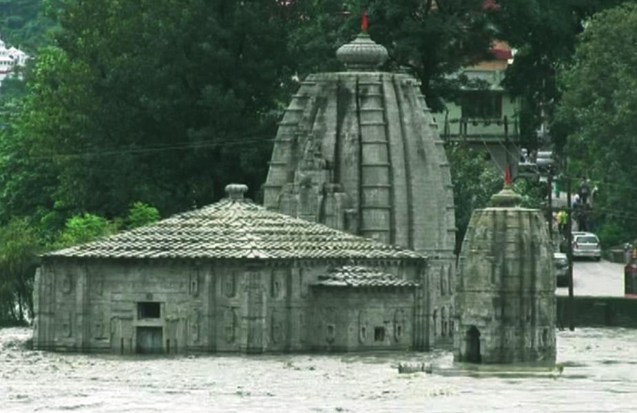 Shiv Temple-पंचवक्त्र महादेव का मंदिर