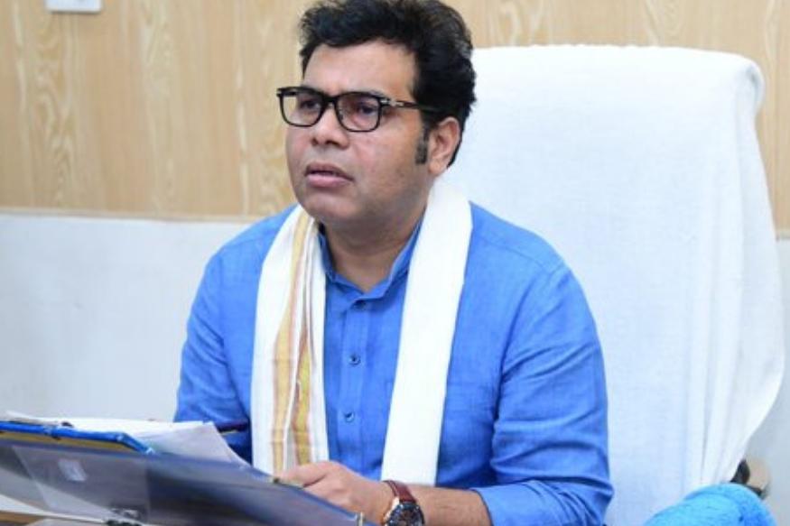 उत्तर प्रदेश के ऊर्जा मंत्री श्रीकांत शर्मा