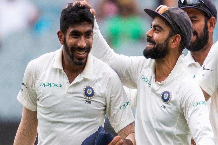 cricket, bcci, jasprit bumrah, test rankings, india vs west indies, west indies cricket team, indian cricket team, ben stokes, क्रिकेट, बीसीसीआई, भारतीय क्रिकेट टीम, इंडिया वस वेस्टइंडीज, वेस्टइंडीज क्रिकेट टीम, जसप्रीत बुमराह, बेन स्टोक्स, टेस्ट रैंकिंग,
