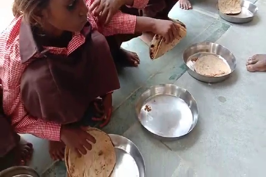 mirzapur mid day meal case