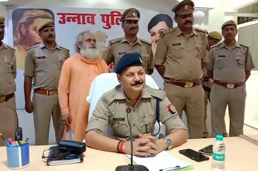 unnao murder and rape accused arrested