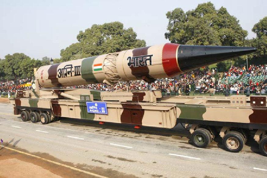 pakistan tested ballistic missile ghazanavi know india pak military strength nuclear arsenal