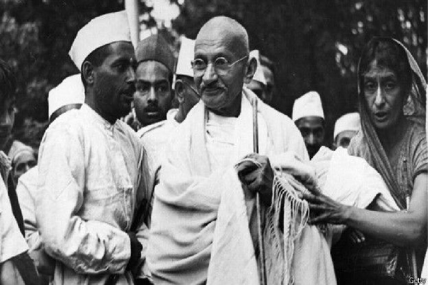 mahatma gandhi quit india movement when bapu arressted by british army operation zero hour