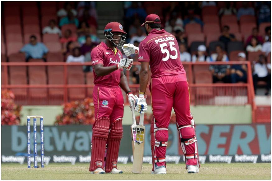 पोलार्ड ने चौथे विकेट के लिए पूरन के साथ 66 रनों की साझेदारी की जिसकी बदौलत विंडीज टीम सम्मानजनक स्कोर तक पहुंच पायी.
