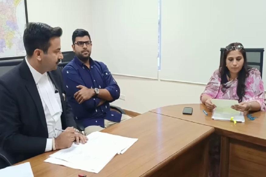 सपना चौधरी पर टिप्पणी के मामले में दिग्विजय चौटाला ने मांगी माफी-digvijay chautala apologizes for his statement on sapna chaudhary hrrm