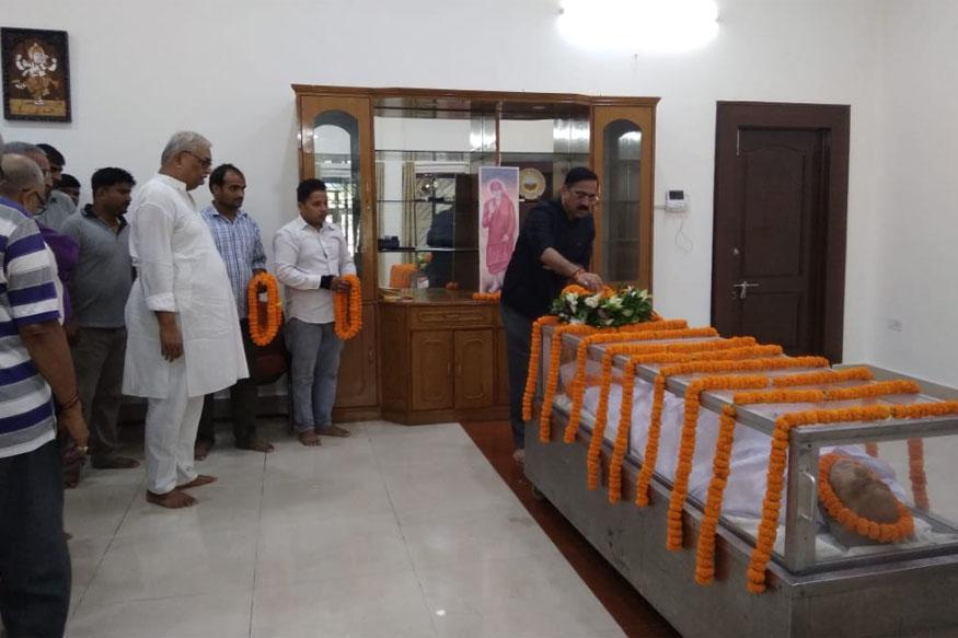 acting chief justice prashant kumar's demise